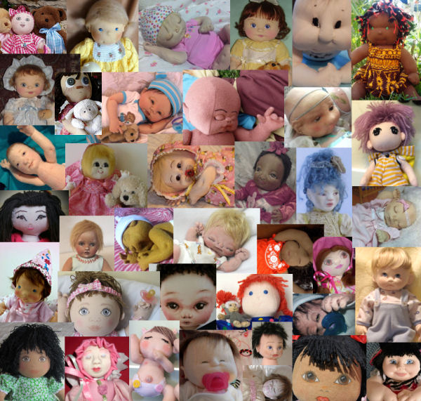 Cltoth Baby Doll Challenge 2014
