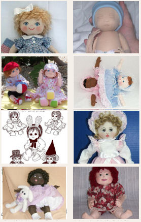 PDF Downloads - Cloth Baby Dolls on ClothDolls.com
