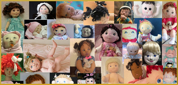 10th Annual Cloth Baby Doll Challenge!