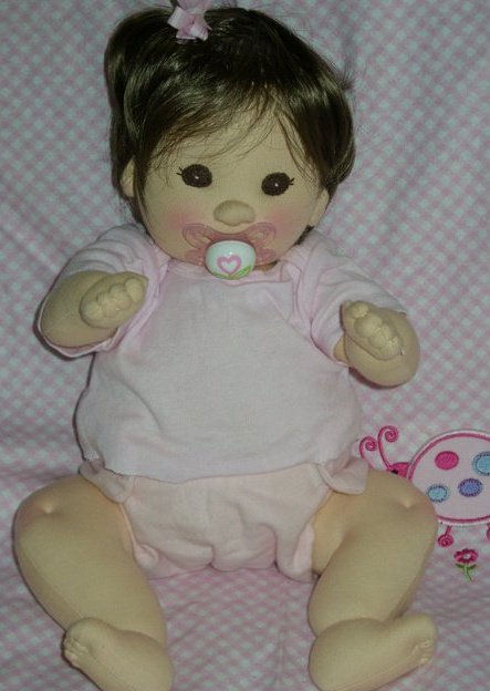 Advance 2011 Cloth Baby Doll Challenge Doll Net