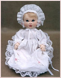 Baby Anne  - Kezi Matthews Original Cloth Doll Pattern