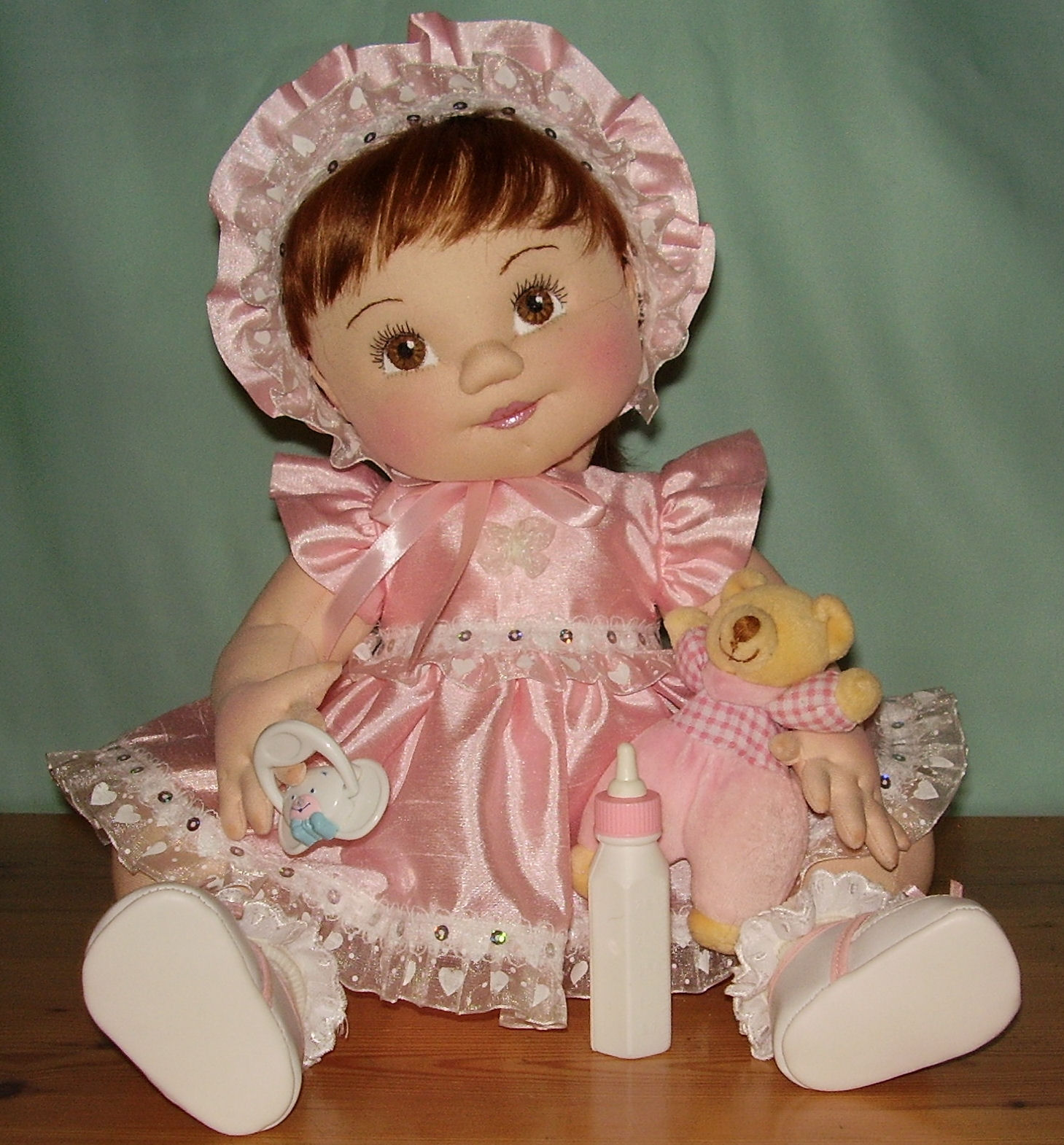 How To Knit Baby Doll Clothes